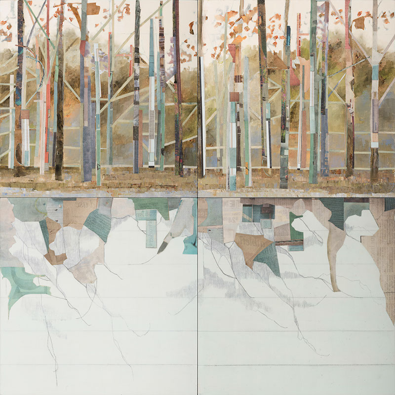 Paper Trees IV