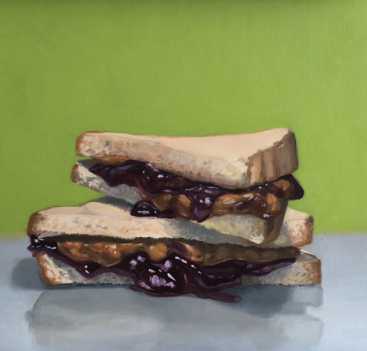 Halcyon No. 3 (Peanut Butter and Jelly)