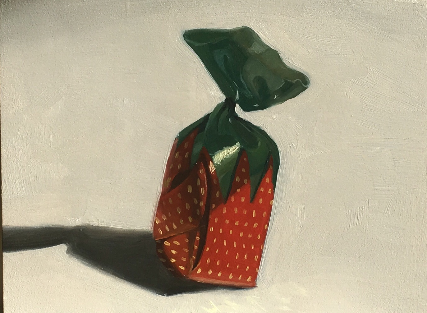 Untitled (strawberry candy)