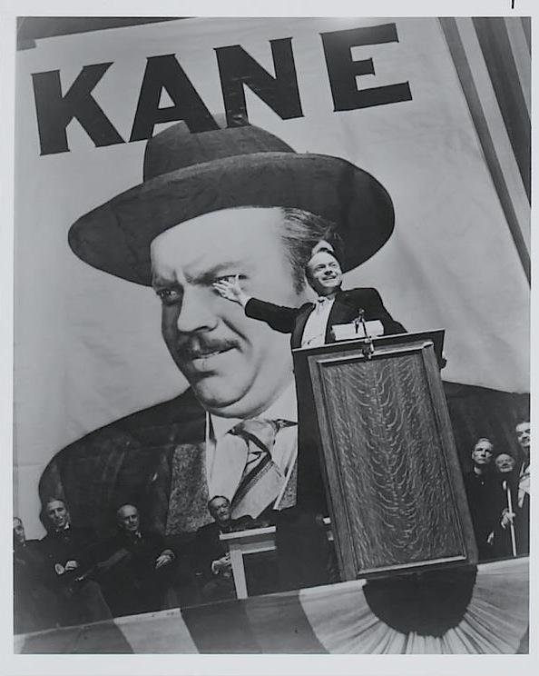 William Friedkin on Orson Welles's  Citizen Kane