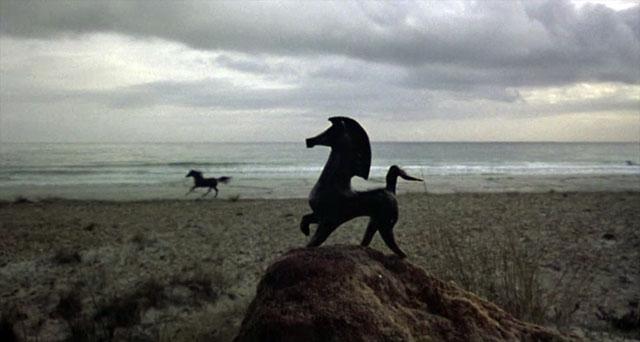 Spike Jonze on Carroll Ballard's  The Black Stallion