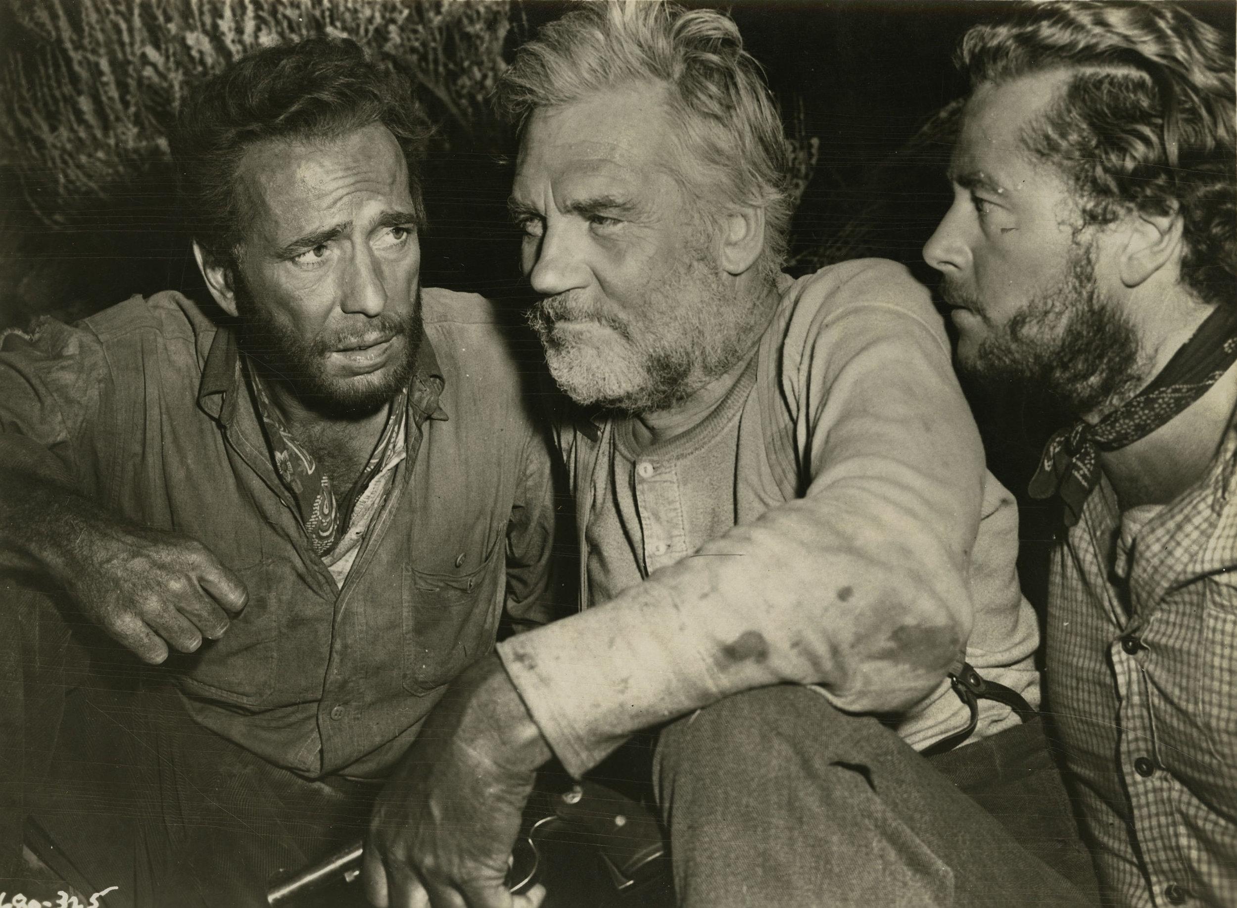 Paul Thomas Anderson on John Huston's  Treasure of the Sierra Madre