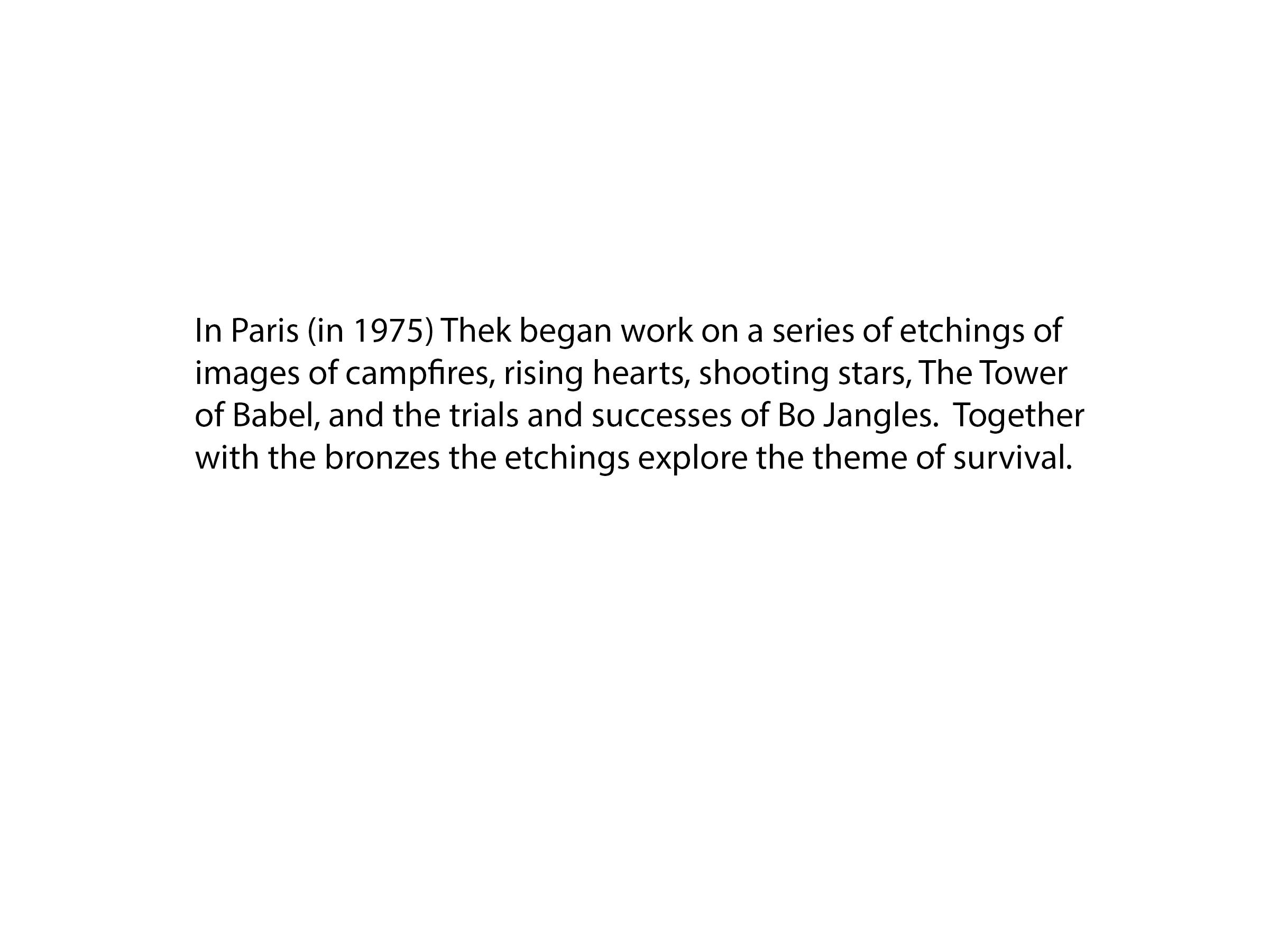 Paul Thek text