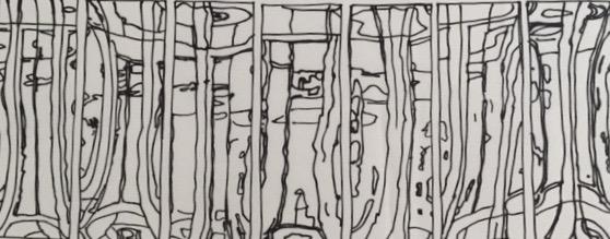 Ink on Kozo Paper