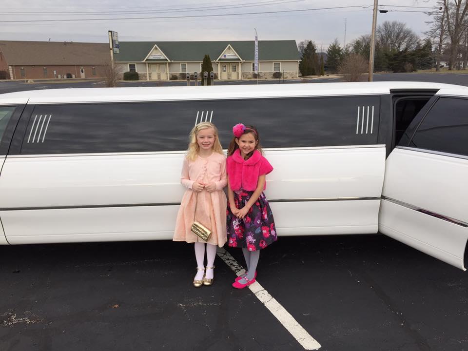 Girls outside limo.jpg