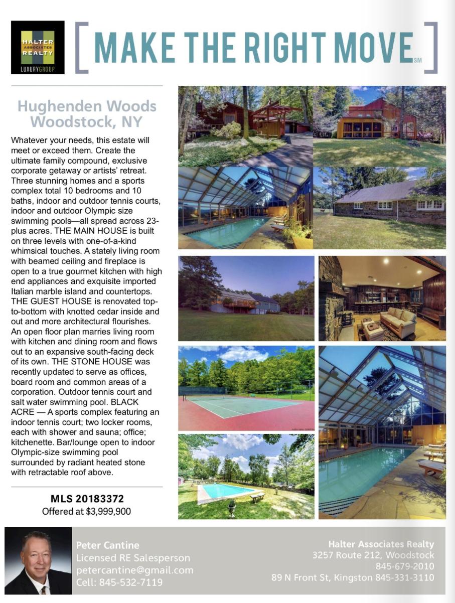 Property Sell Sheet Halter Associates Realty