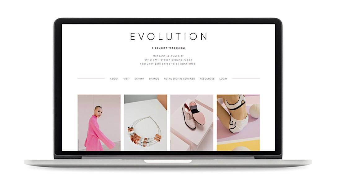 Evolution Website Designed by EchoSixty6