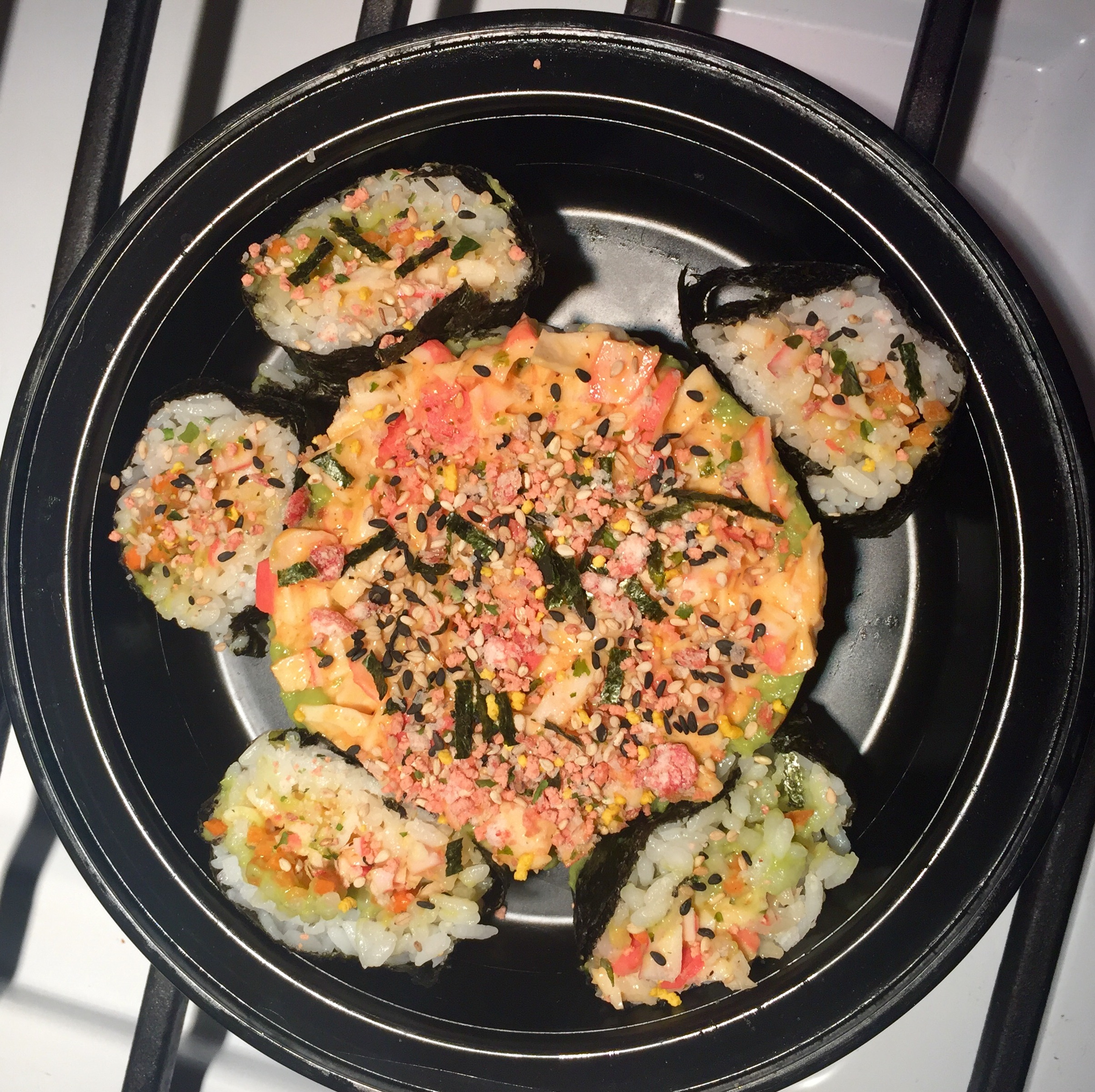 Sushi Bazooka (finished)