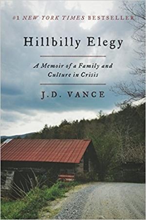 Click to buy  Hillbilly Elegy