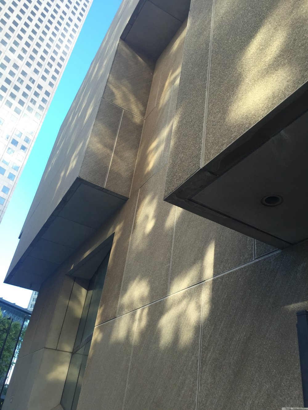 Brutalism, Atlanta Central Branch Library  (Photo by Author)