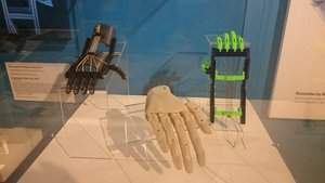 3D Printed Prosthetics on Display at MODA