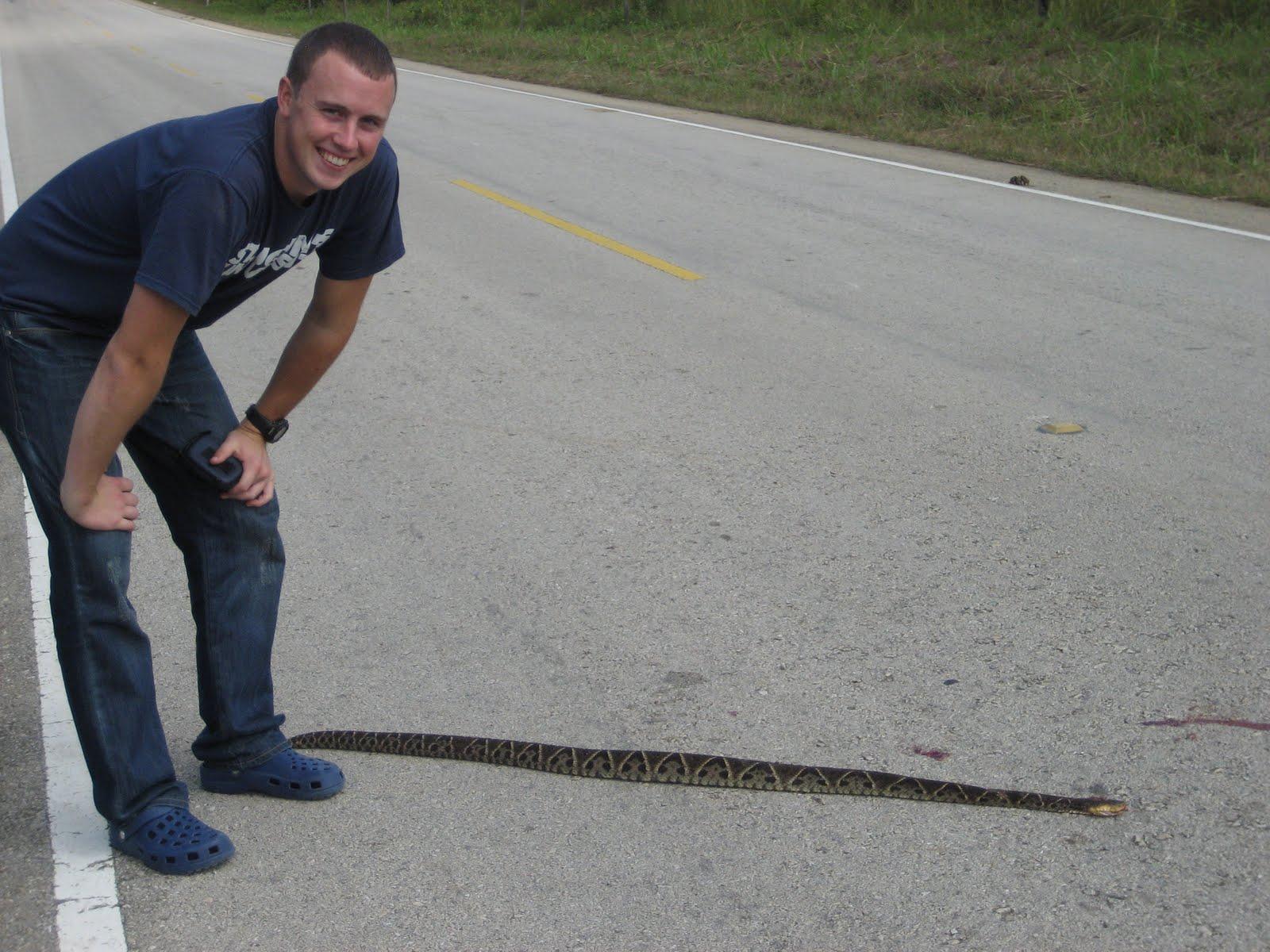 BVC Coban 2009 Pat Deering with snake.JPG