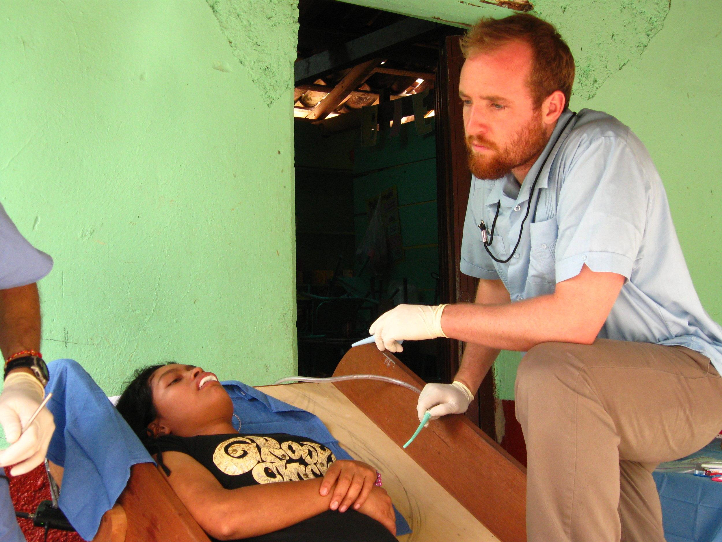 BVC Esquipulas 2007 Liam Sperl medical mission.jpg