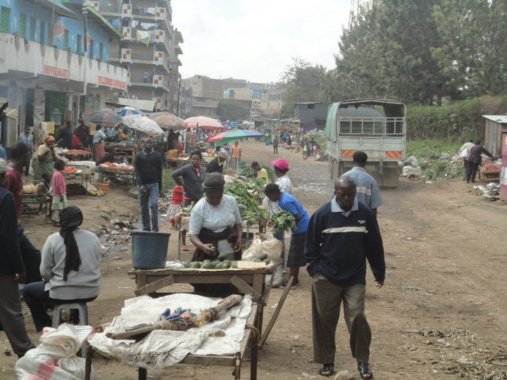 BVC Nairobi 2010 the slum.jpg