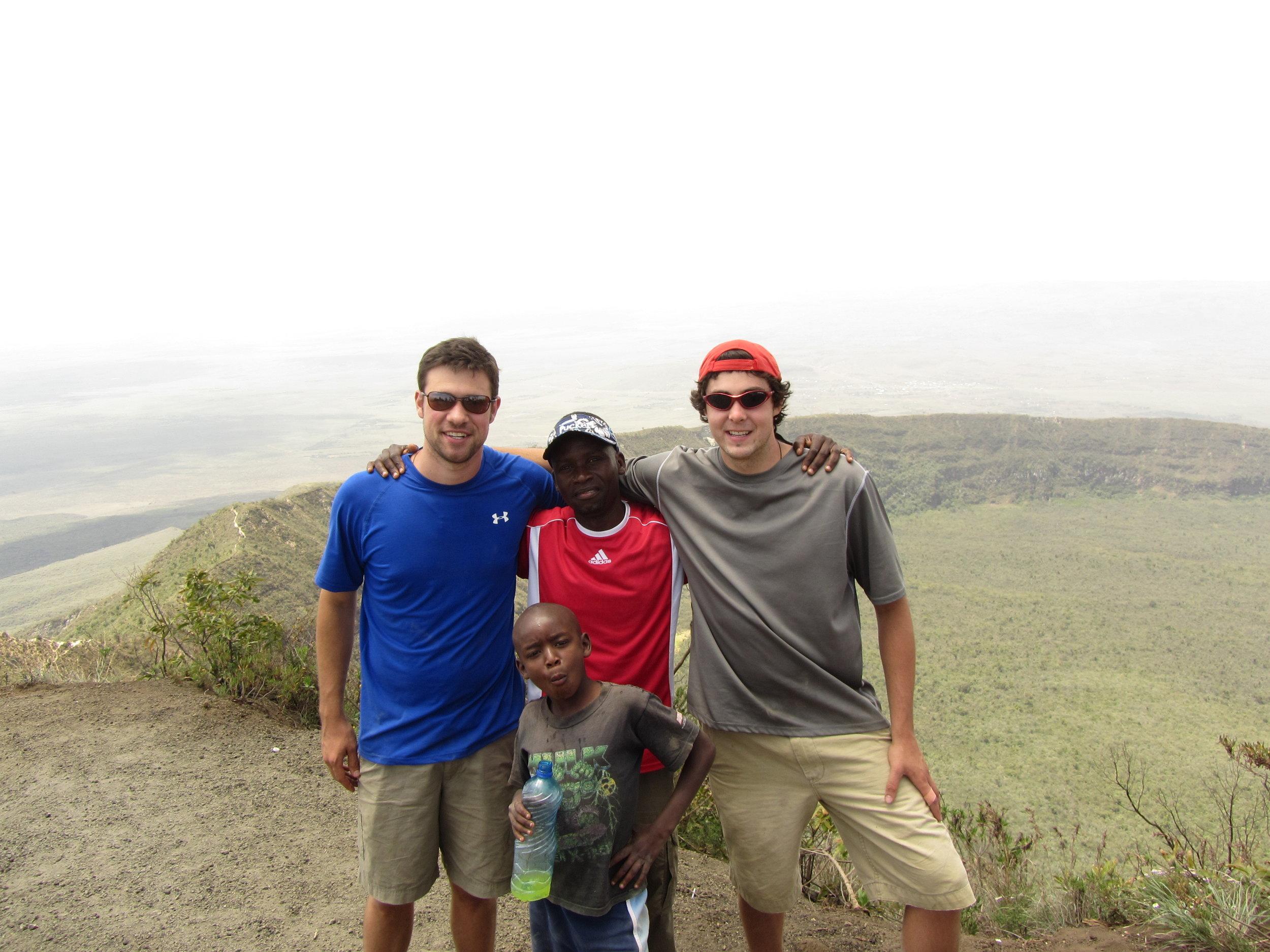 BVC Nairobi 2011 Grant Stevens and JD OConnell (2).JPG