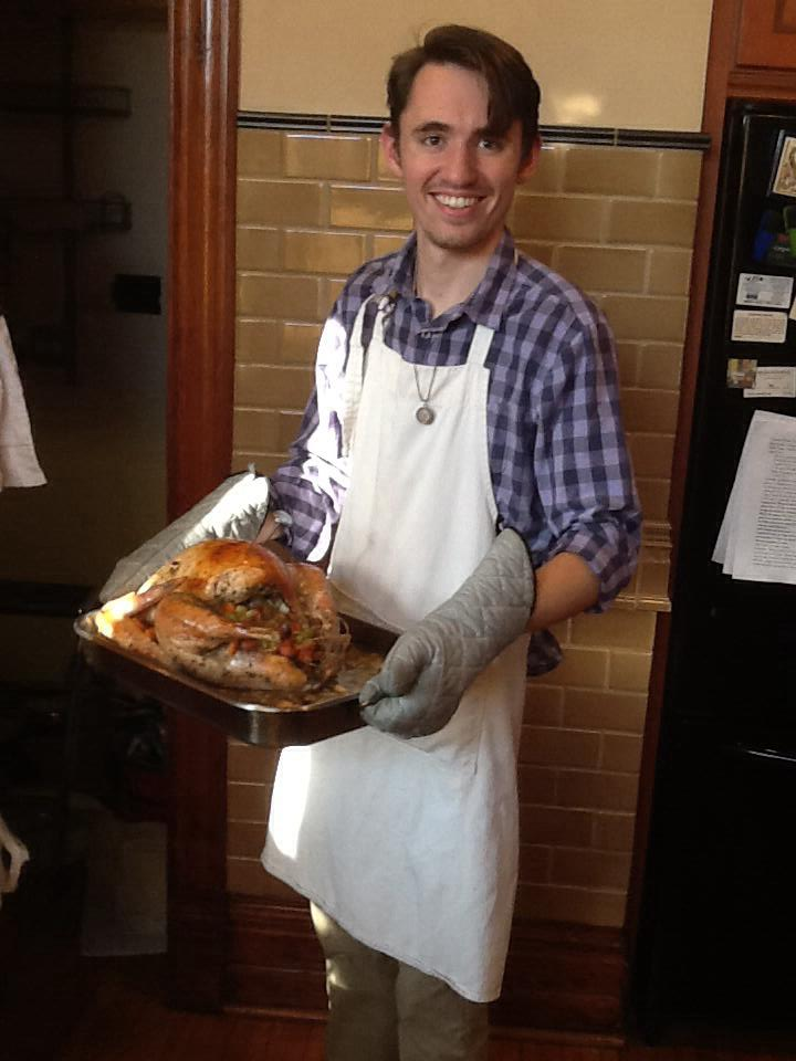 BVC Chicago 2013 Ben Carey with turkey.jpg