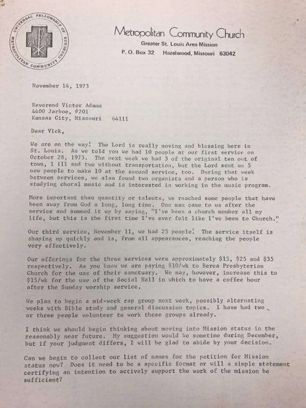 Letter from Carol Cureton.JPG