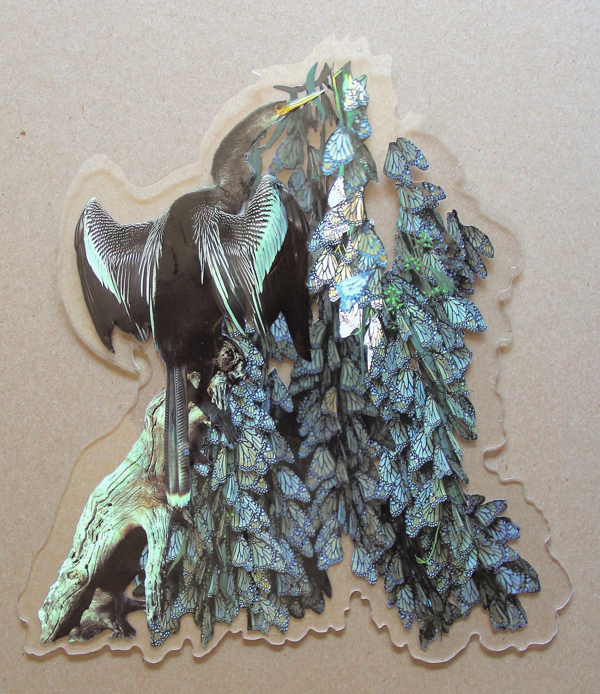 """""""Bird in a Butterfly Tree"""""""