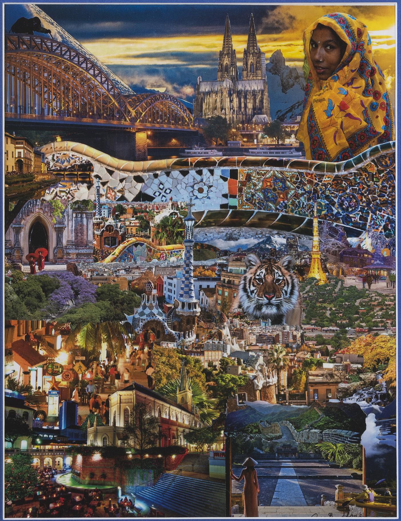 """Mosaic"" - Sold"
