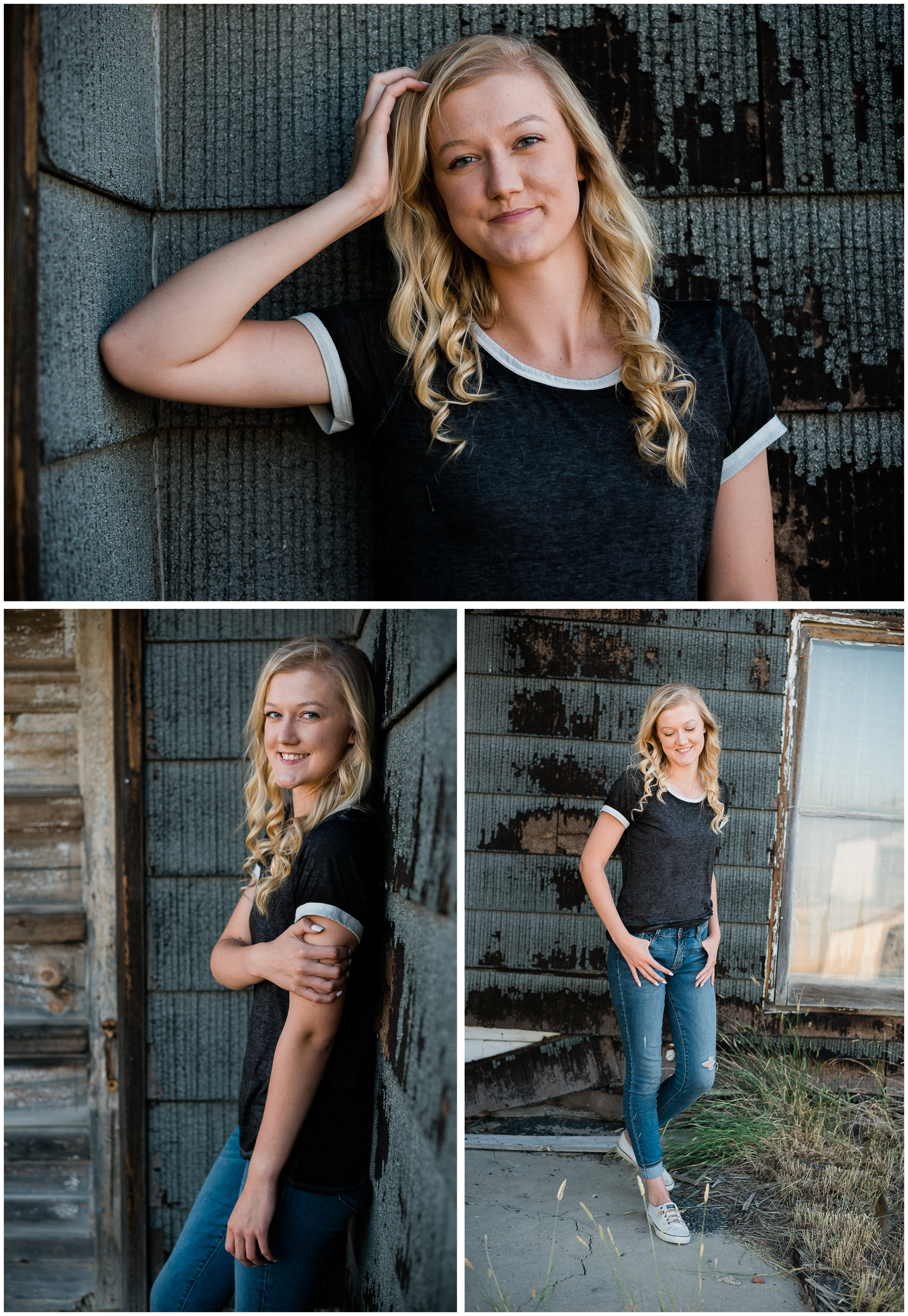 Kim's Country Senior Session
