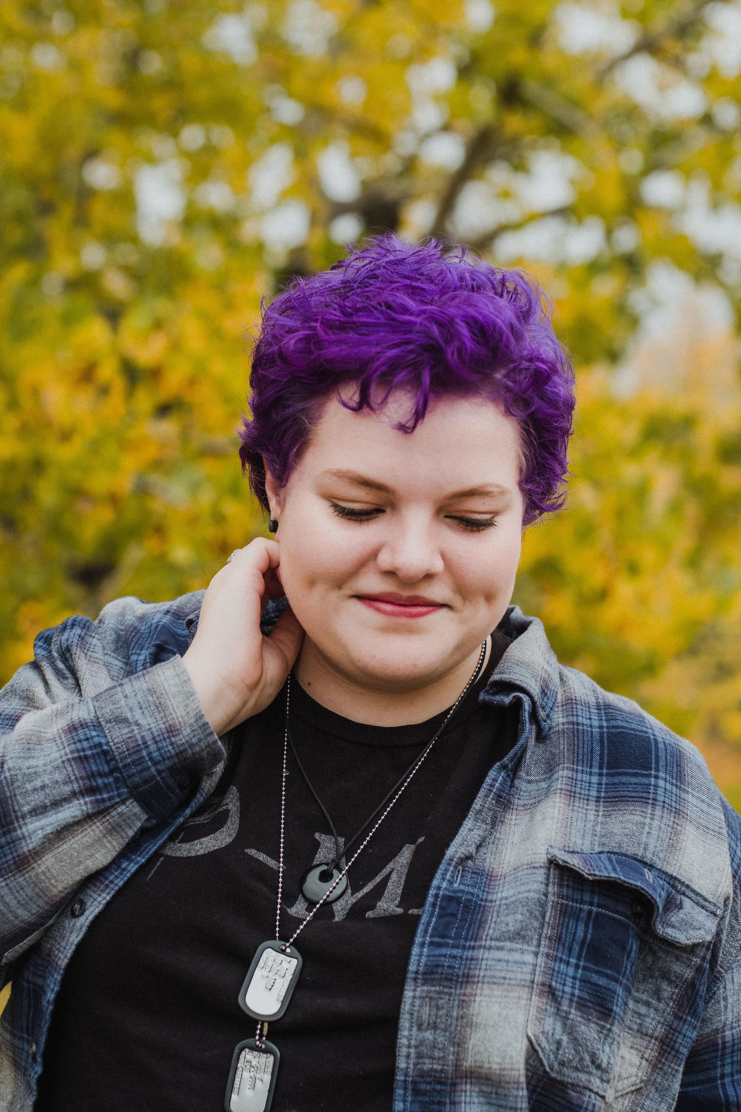 Clara, Shelby Montana 2019 Senior