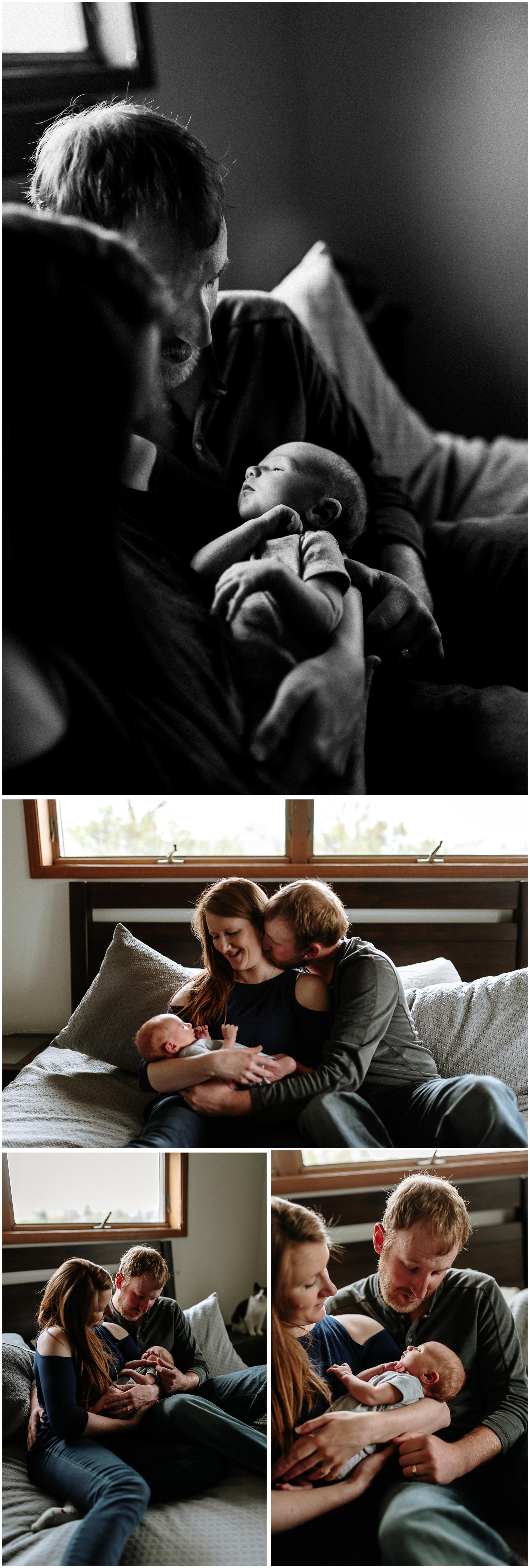 Baby Jace Newborn Photography. Shelby Montana Photographer. Sagebrush Studio Photography.