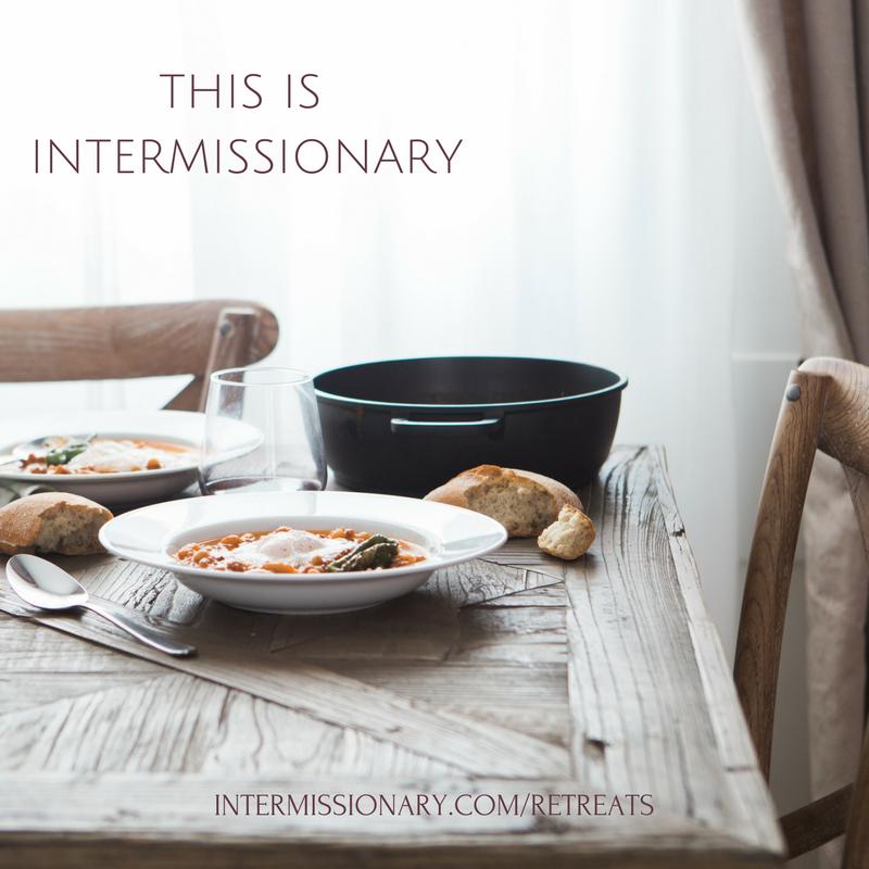 Intermissionary - Dinner