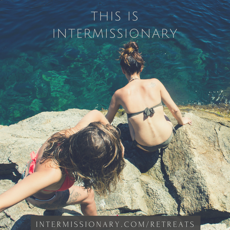 This is Intermissionary