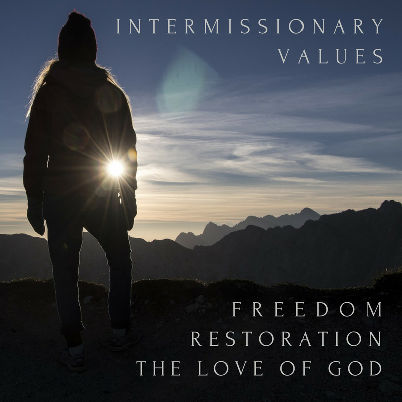 Intermissionary Values