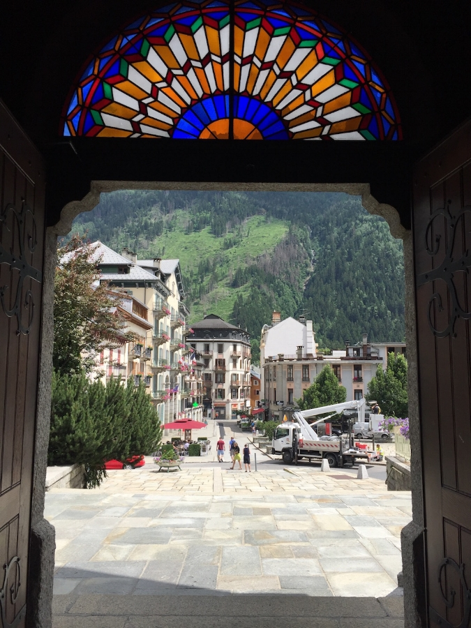 St. Michael - Chamonix France