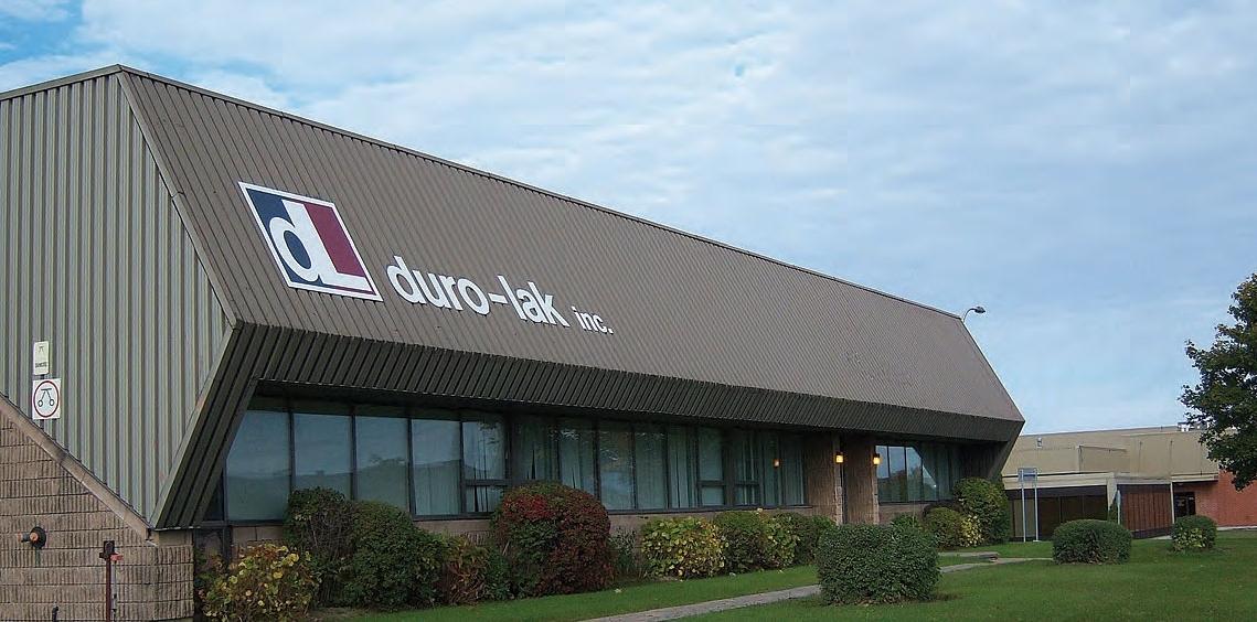 duro-lak headquarters