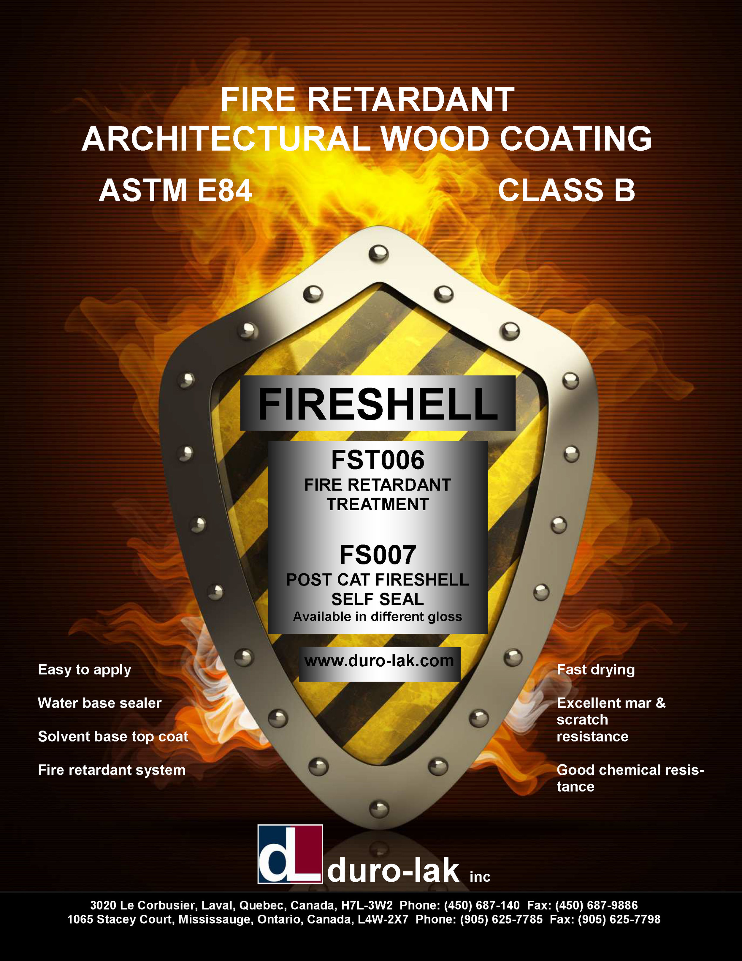 FireShell Brochure