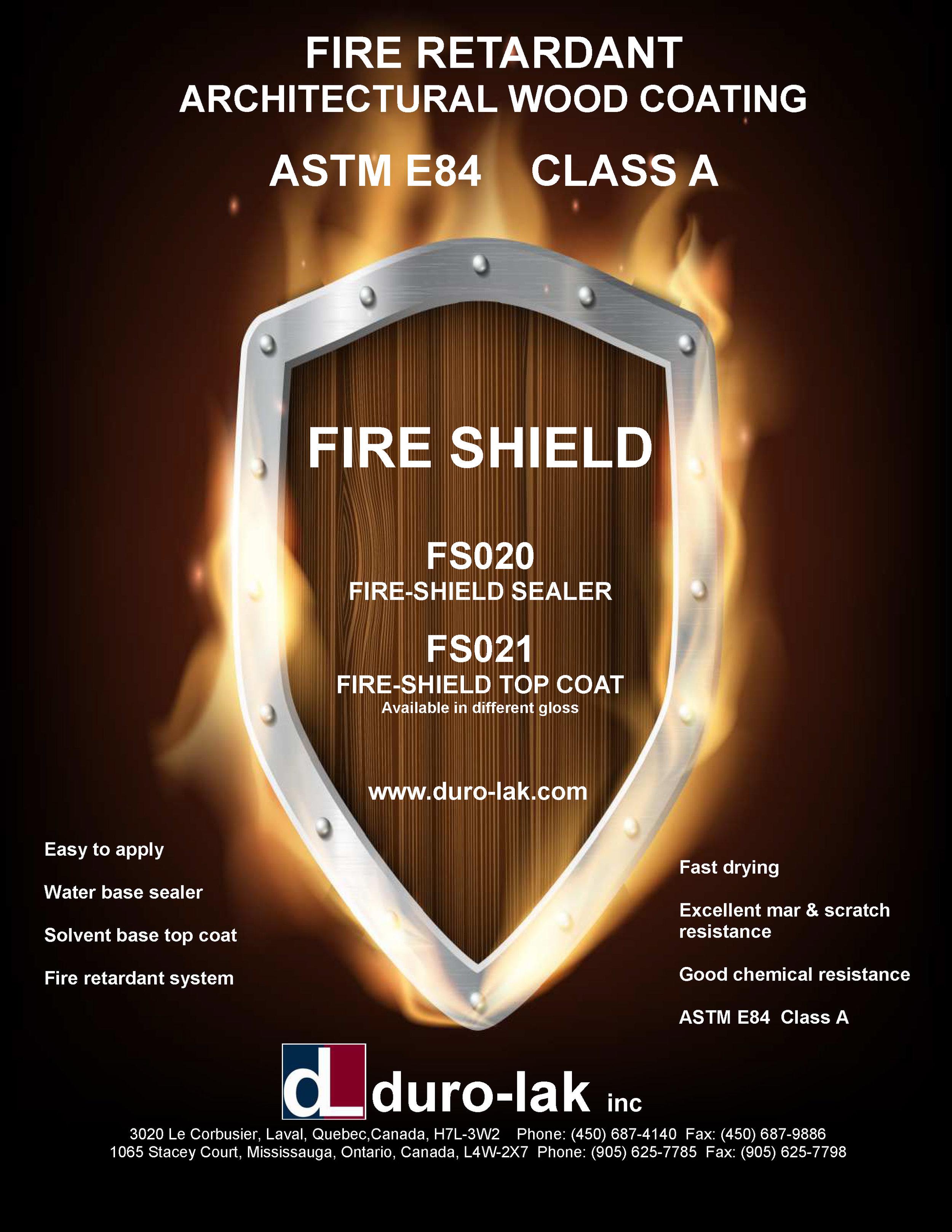 Fire Shield brochure