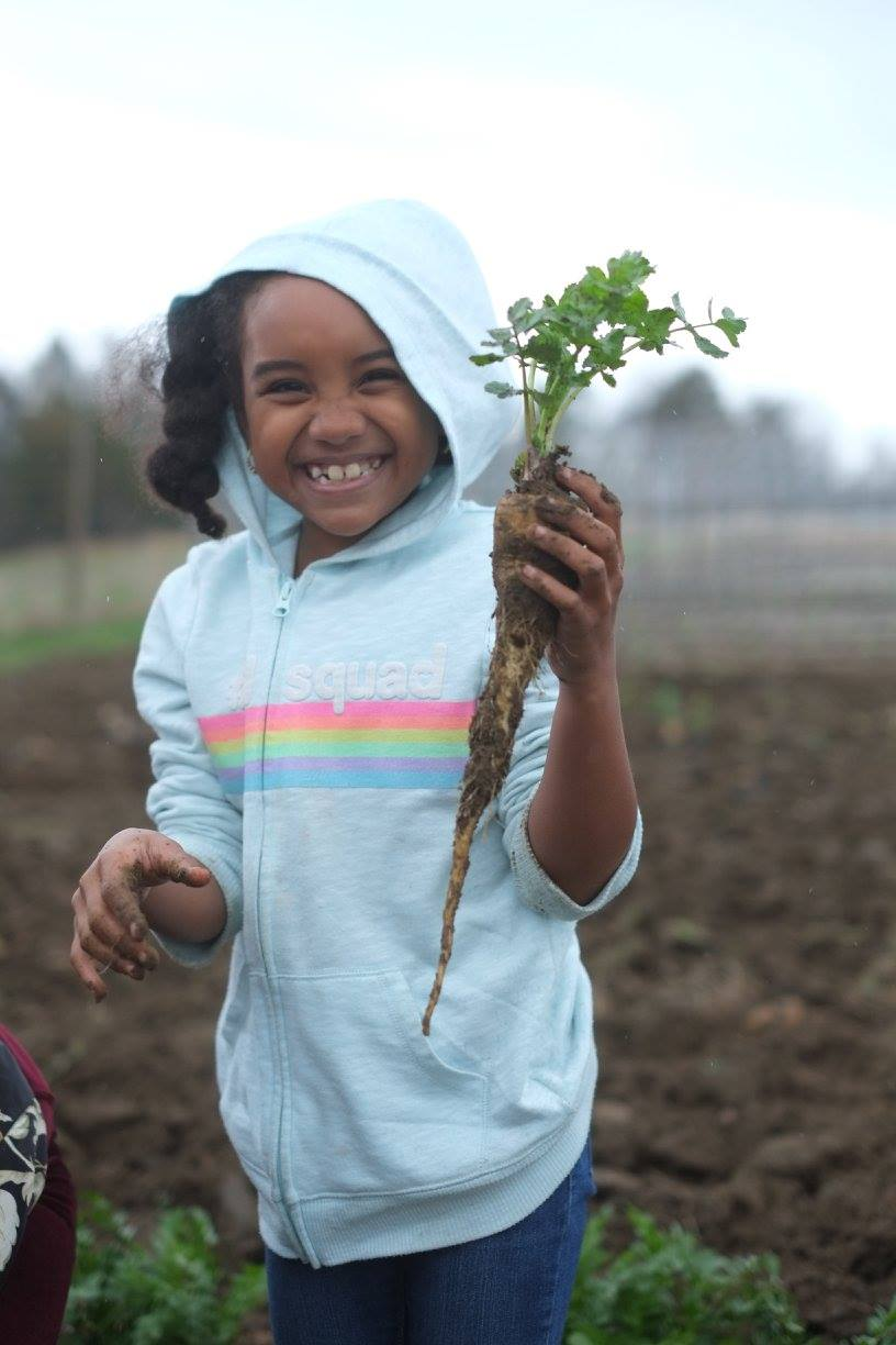 The future belongs to the few who are willing to get their hands dirty. - Providing NYC youth with the tools, confidence and support to become healthy, successful and responsible citizens.