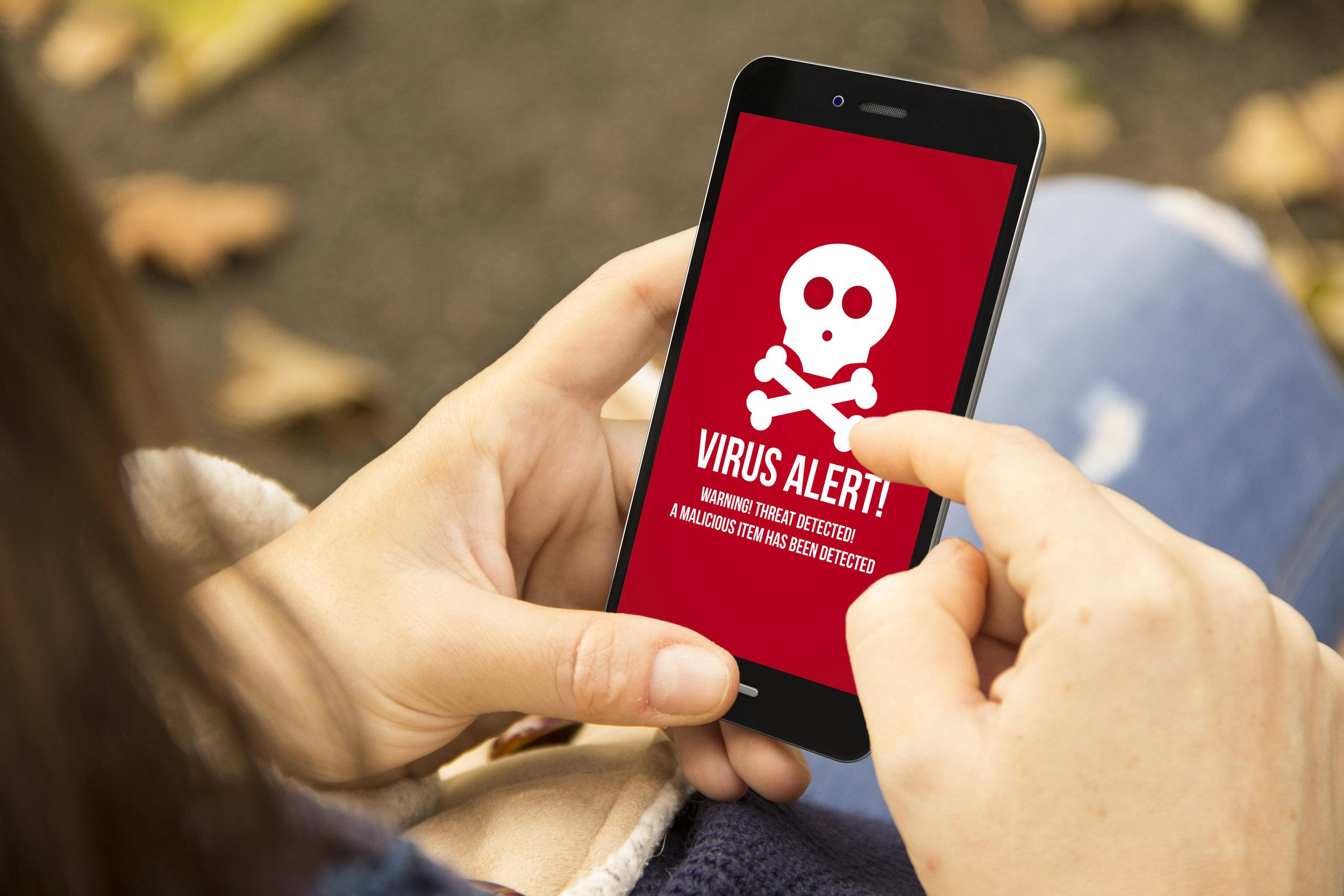Malware on phone