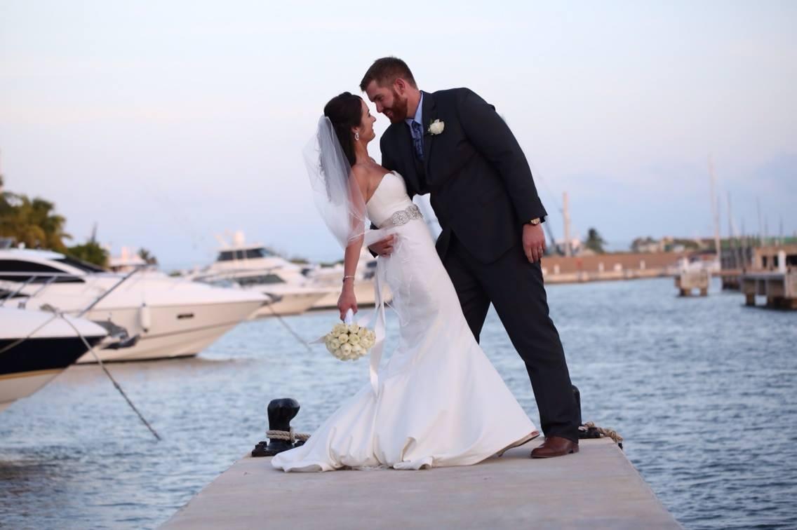Megan & Tony, Beloved Playa Mujeres, Mexico, April 2015