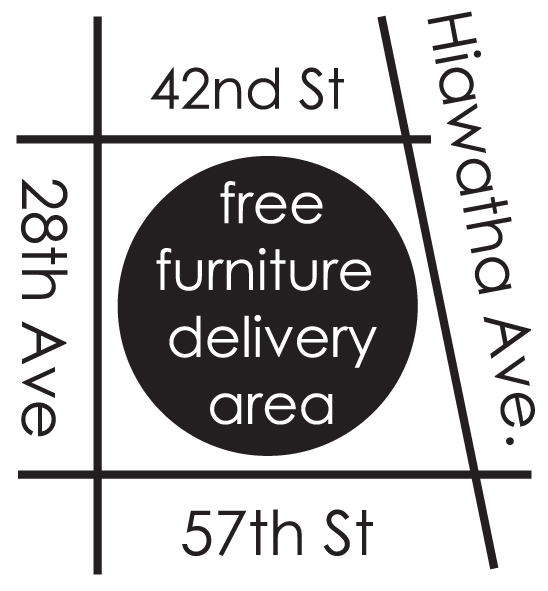 South Minneapolis Free Home Delivery Area