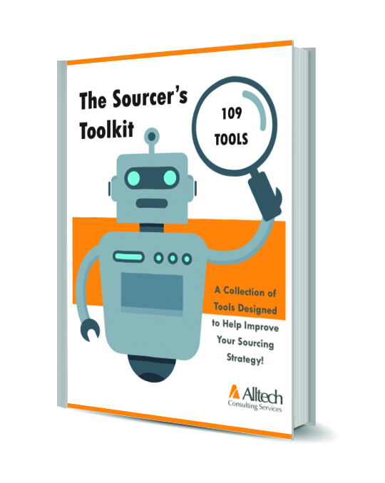 The Sourcer's Toolkit - A collection of 109 tools designed to help improve your sourcing strategy!