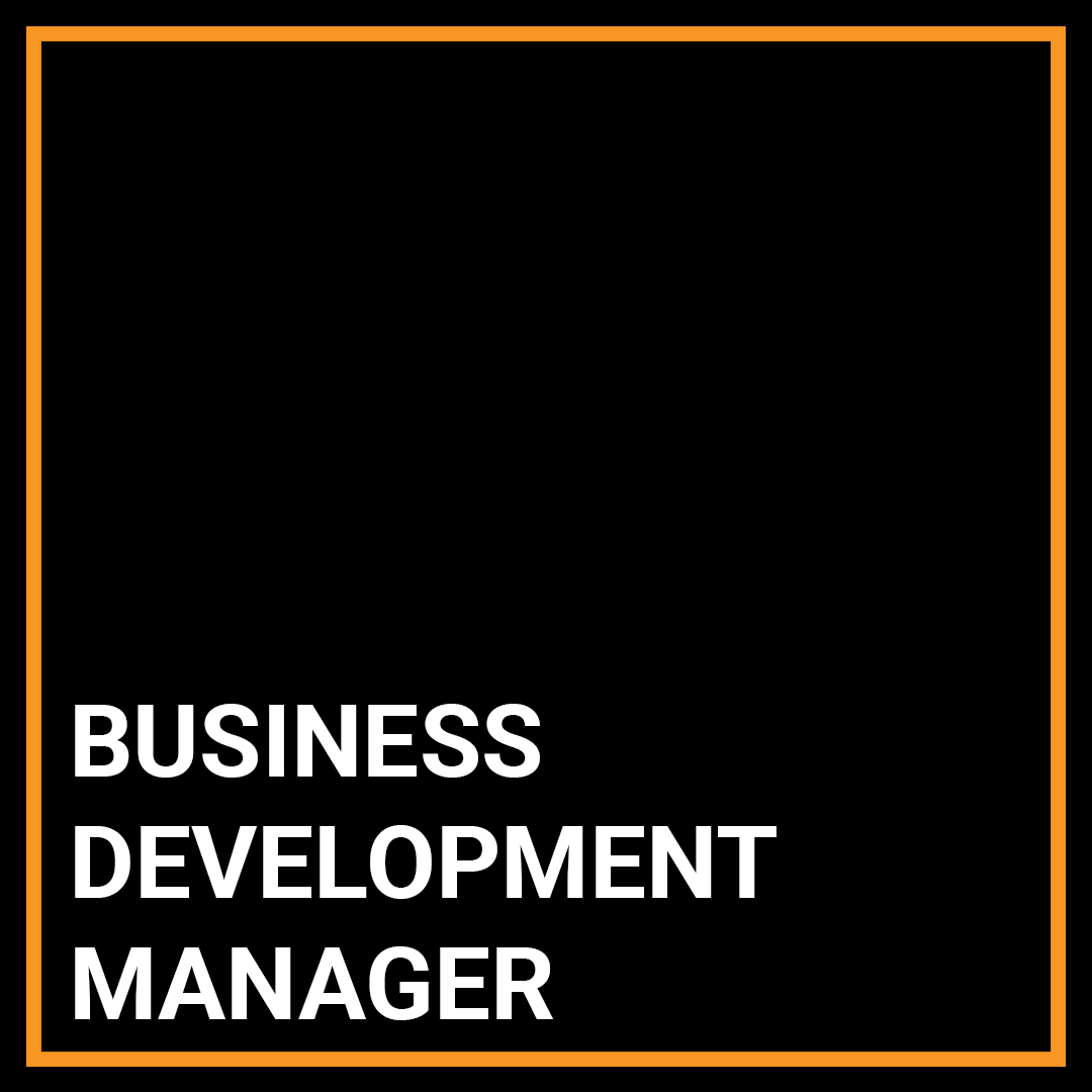 Business Development Manager - Princeton, New Jersey