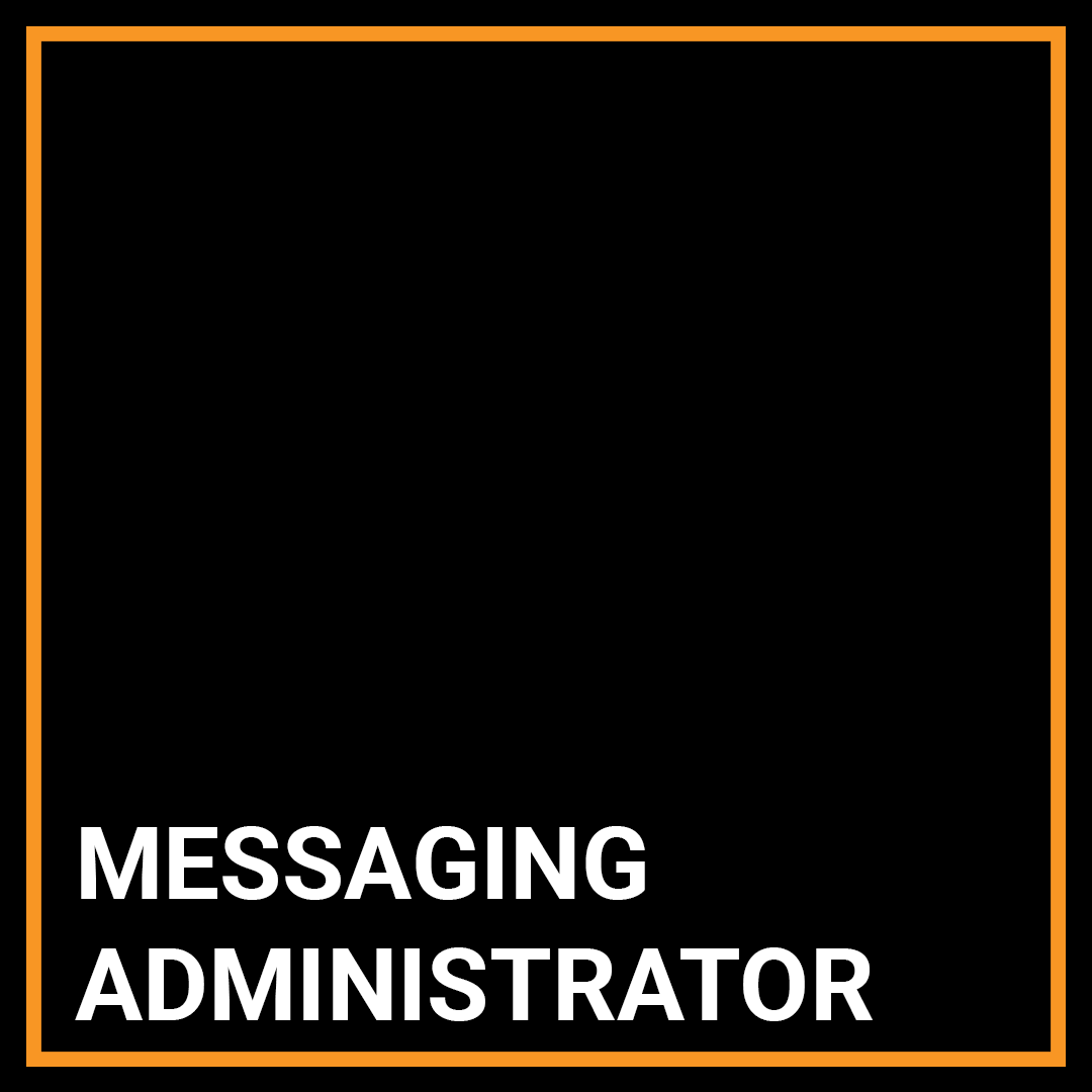 Messaging Administrator - Jersey City, New Jersey