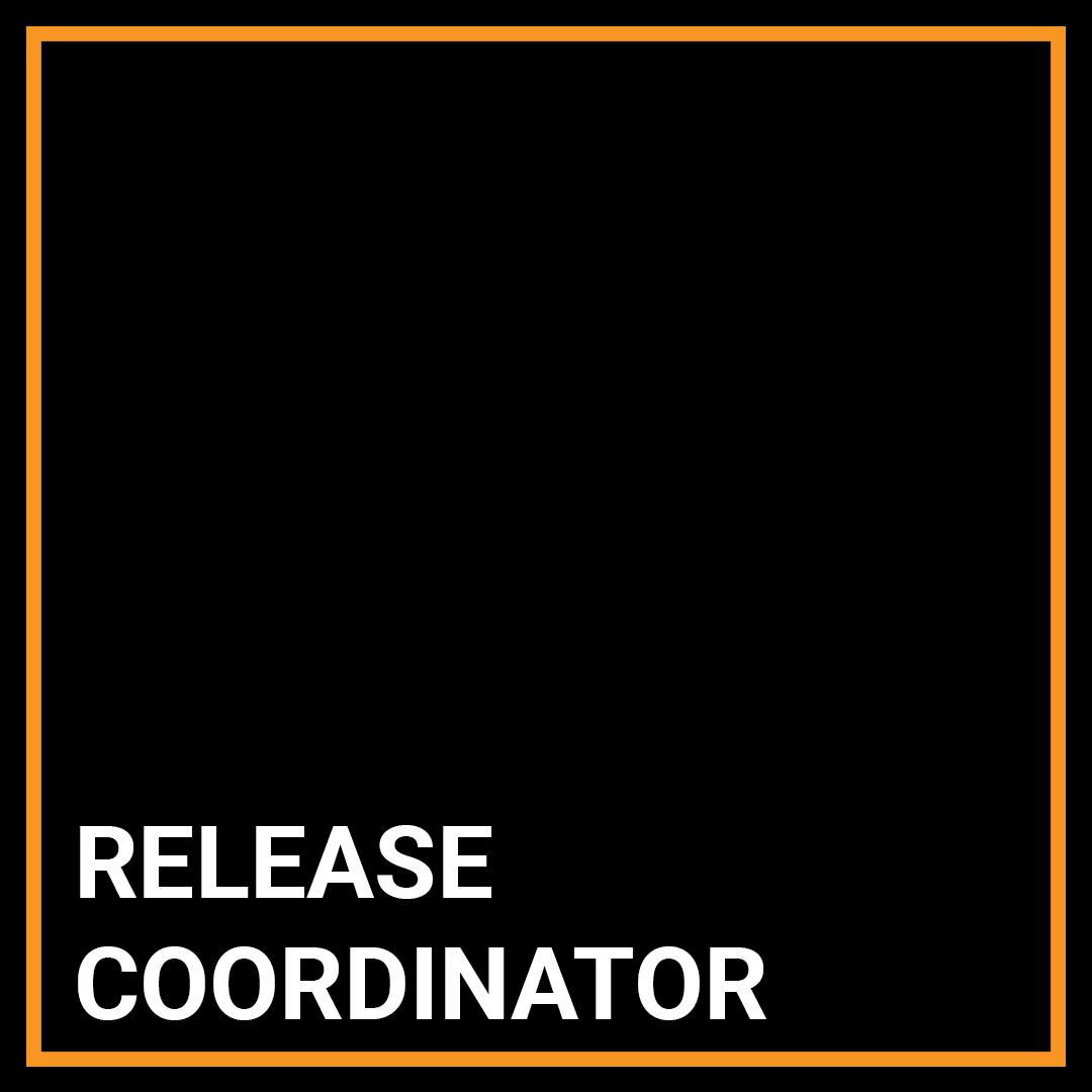 Release Coordinator -