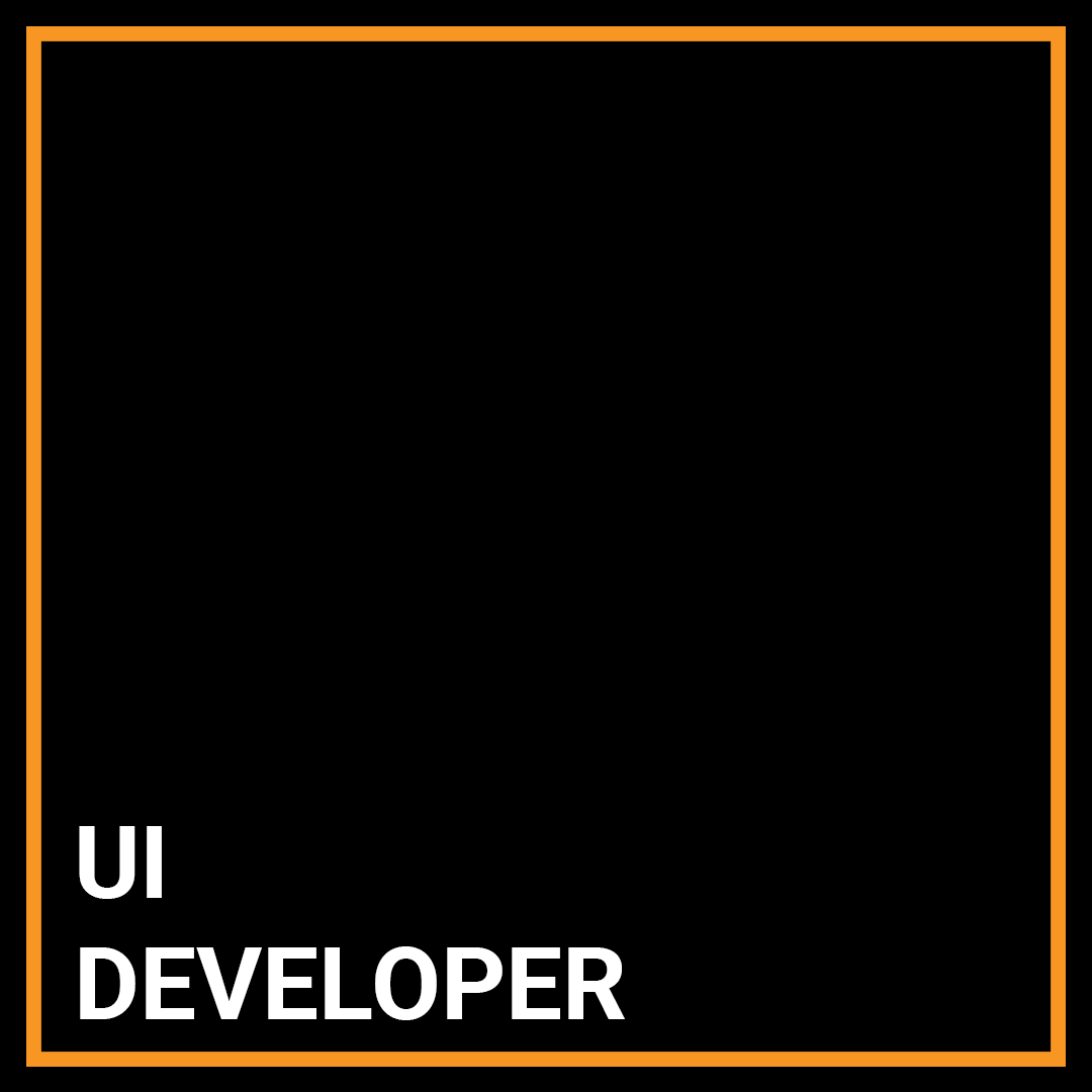 Sr UI Developer - New York, New York