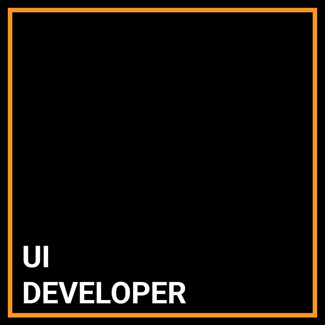 UI Developer - Santa Clara, California