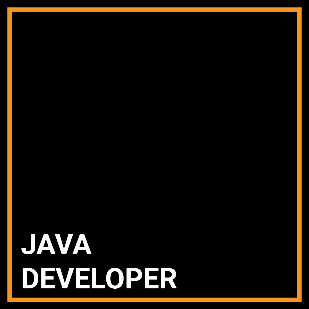 Java Developer - Jersey City, New Jersey