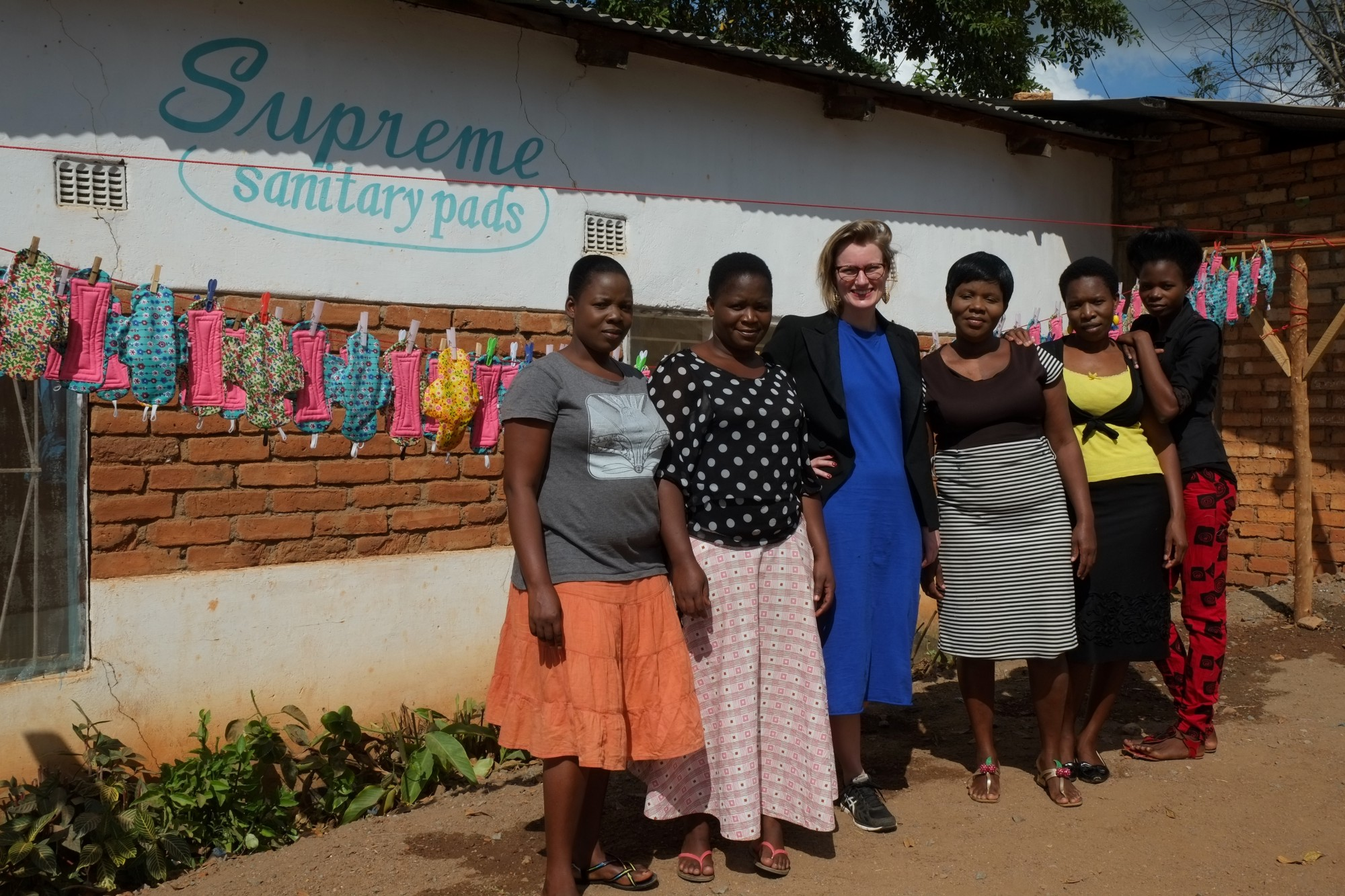 Let Them Talk, Such Is Life Supreme Sanitary Pads