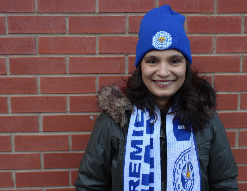 Leicester City Female Football Fan - This Fan Girl
