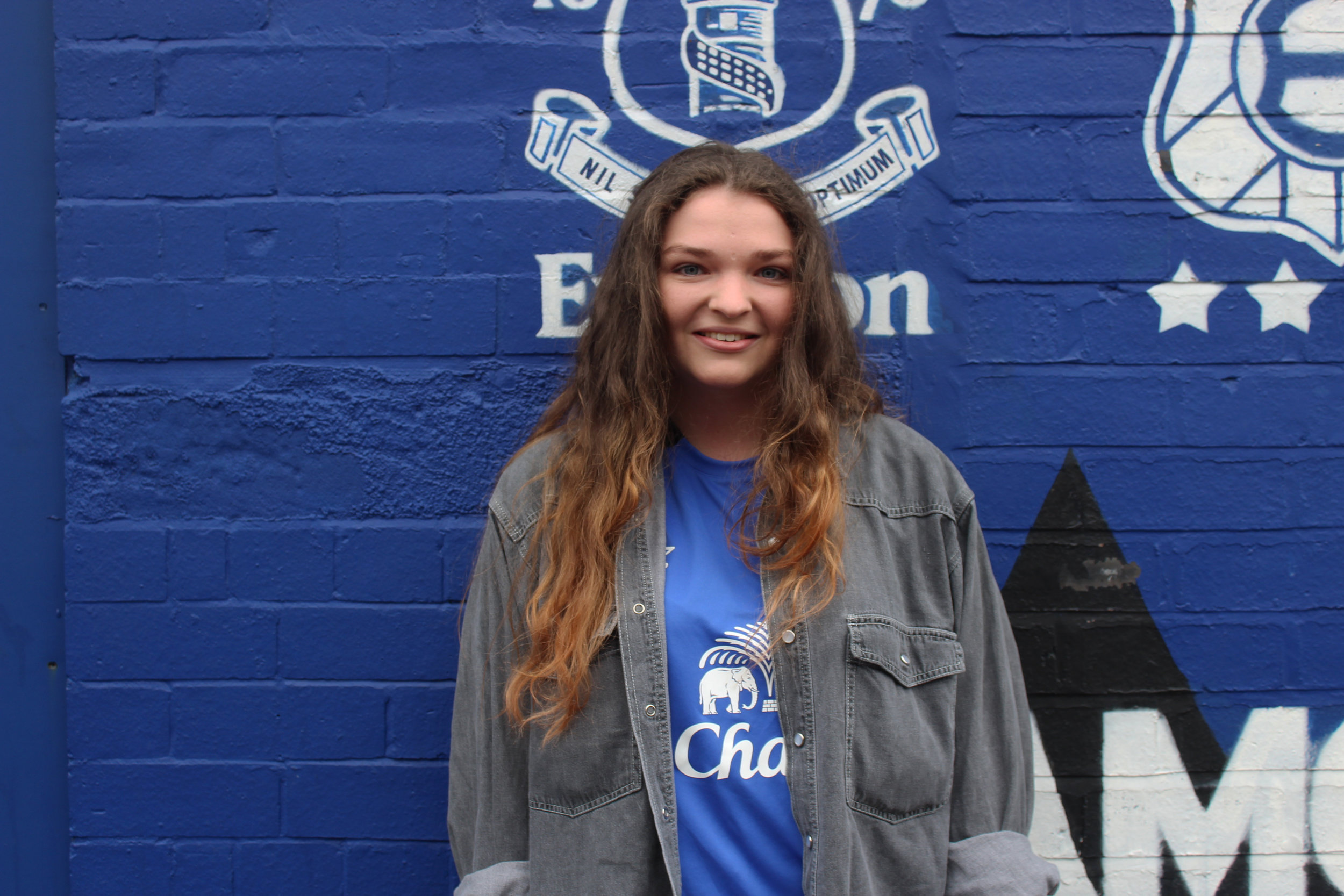 Everton Female Football Fan - This Fan Girl