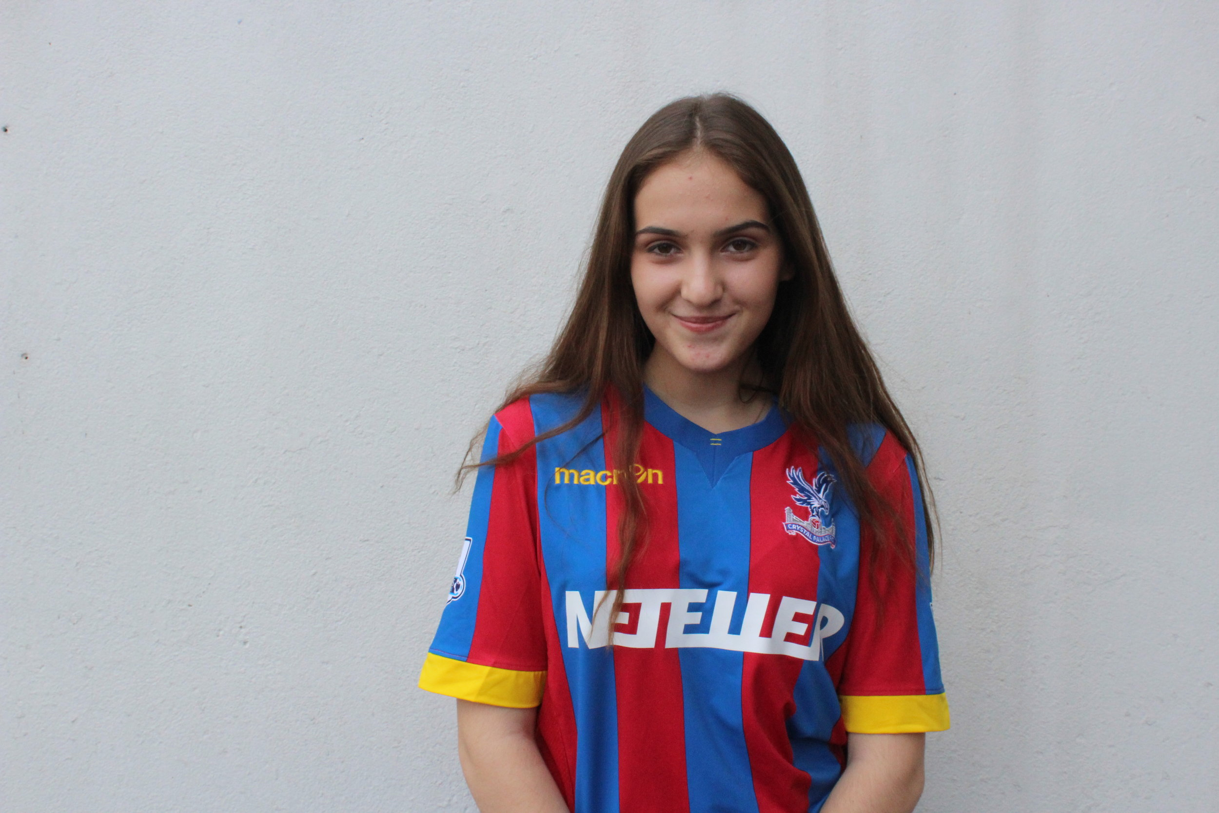 This Fan Girl - Crystal Palace Female Football Fan