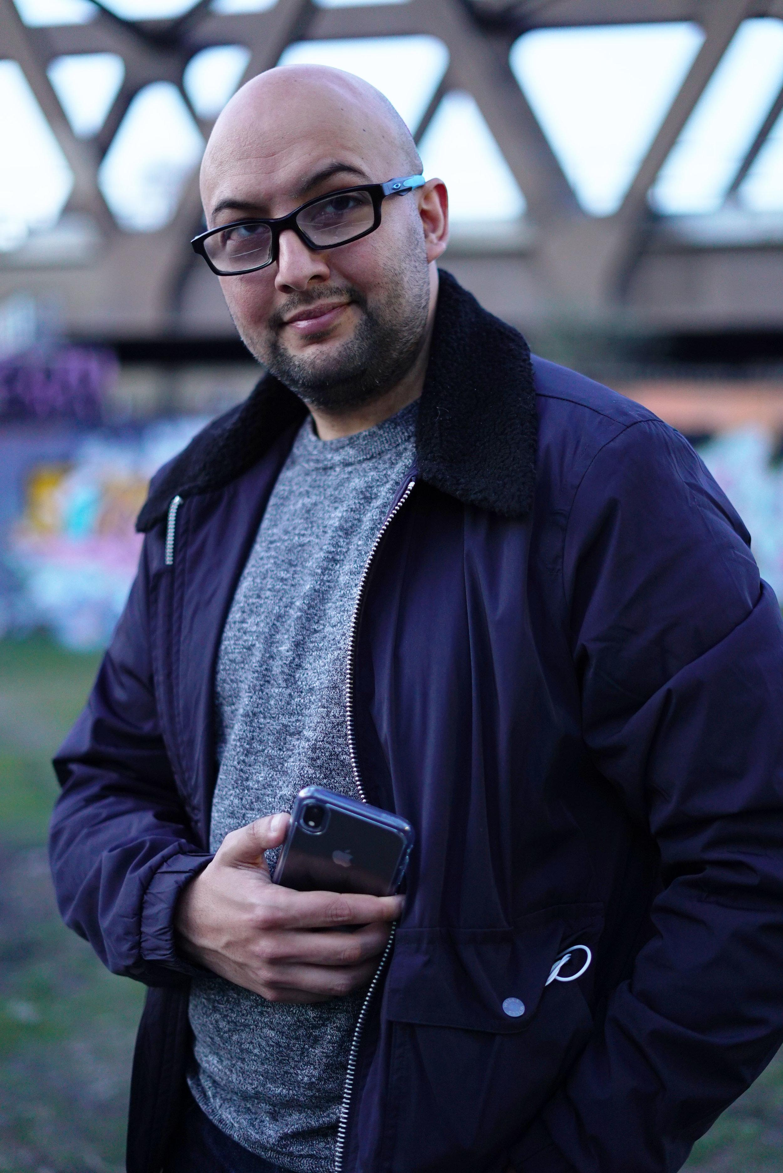 Kieran Theivam