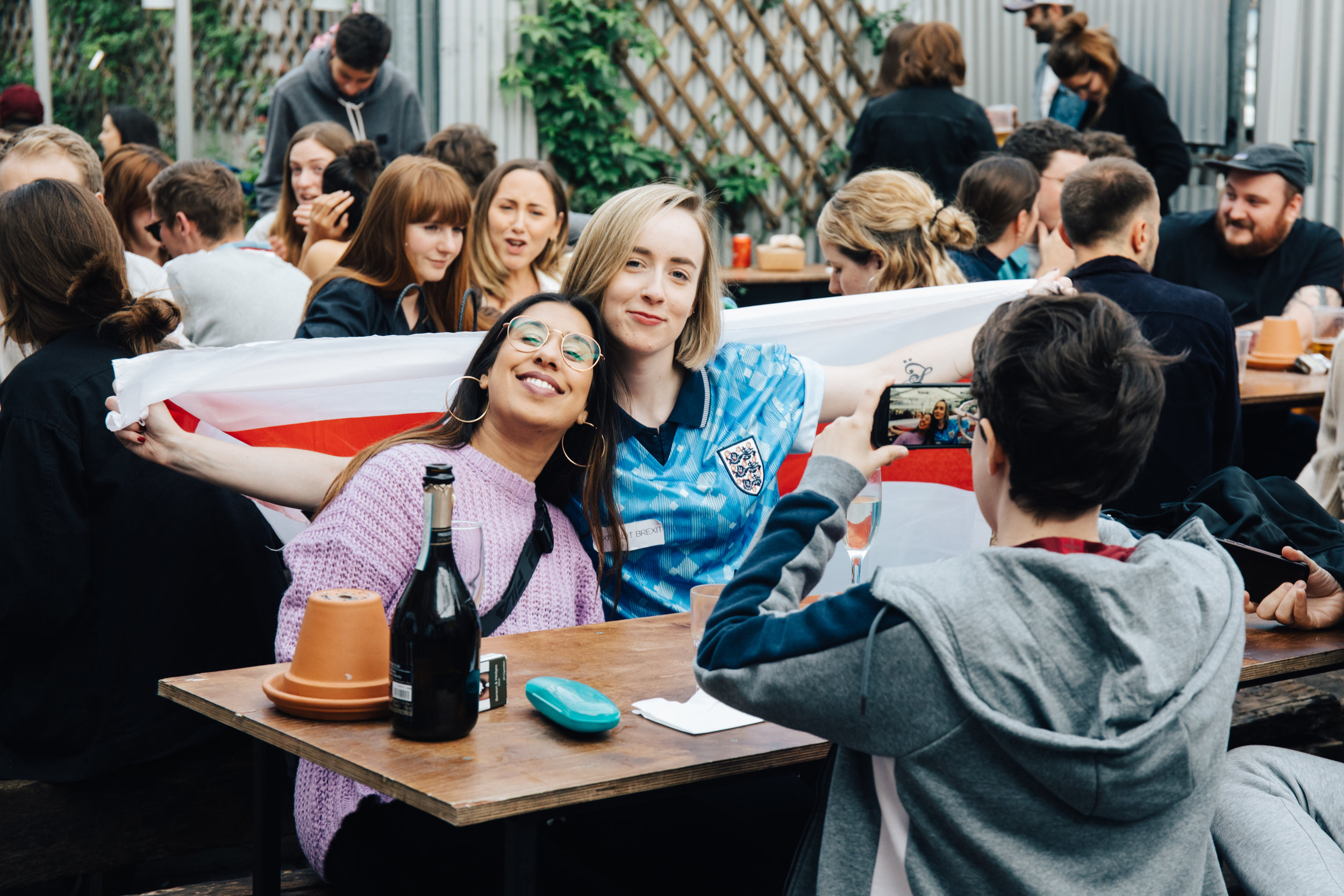 This Fan Girl screening at Peckham Springs